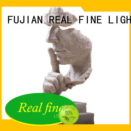 Real Fine design Home decor figurine wholesale for office