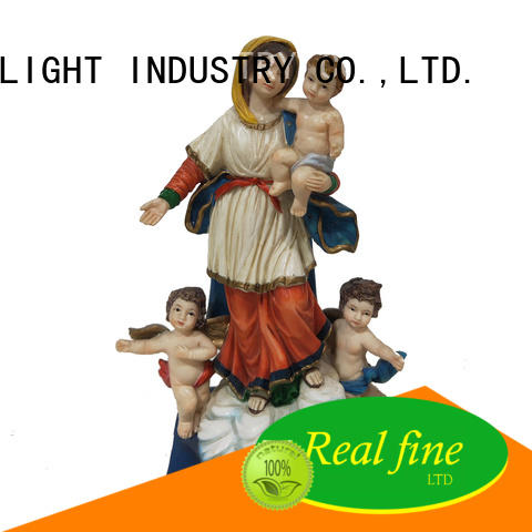 Real Fine popular resin figurines on sale for gifts