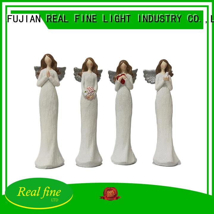 environmental christmas angel figurines supply for garden