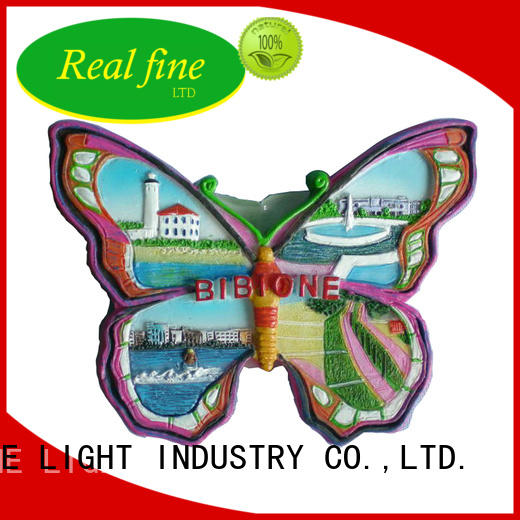 Real Fine handmade country fridge magnets manufacturer for shop