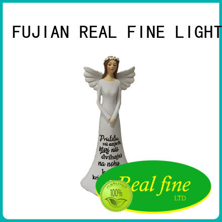 Real Fine hand angel figurines statues high quality for garden