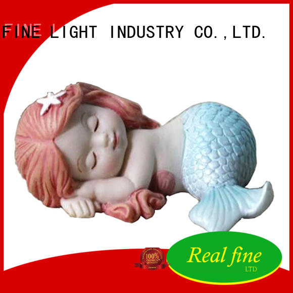 Real Fine customized resin figurines on sale for office