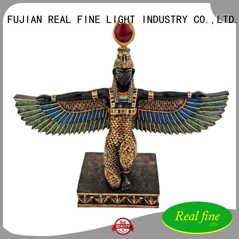 Real Fine custom Home decor figurine online for library