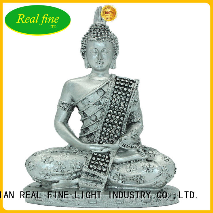 Real Fine simple figurine supplier for office