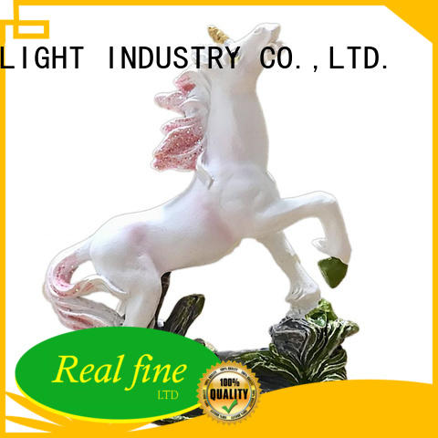 Real Fine simple Home decor figurine promotion for bookstore
