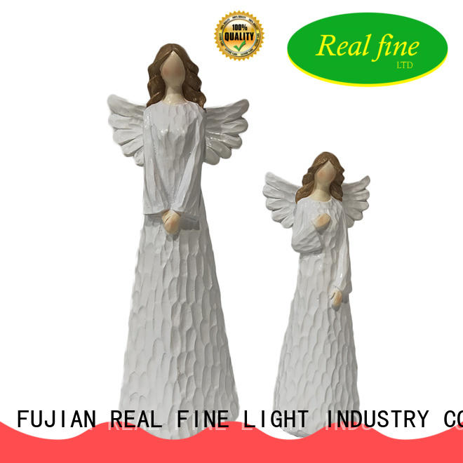 customized angel figurines statue for decoration for garden